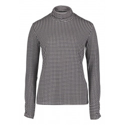 Polo neck top by Betty Barclay