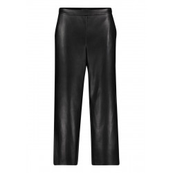 Leather look culotte by Betty Barclay