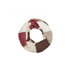Tube scarf with block stripes by s.Oliver Red Label