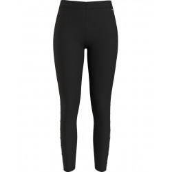 Skinny fit leggings with logo tape by Tommy Hilfiger