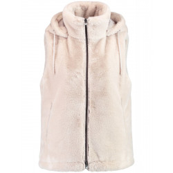 Teddy fur vest by Gerry Weber Edition