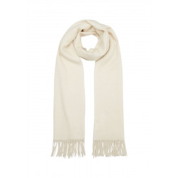 Scarf made of undyed wool by s.Oliver Red Label