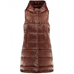 Quilted long vest by Gerry Weber Collection
