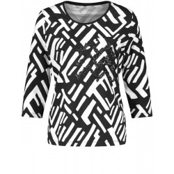 Shirt mit 3/4 Arm by Gerry Weber Casual
