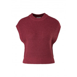 Sleeveless jumper by s.Oliver Red Label