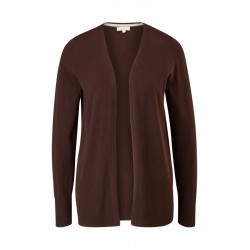 Jacke aus Feinstrick by s.Oliver Red Label