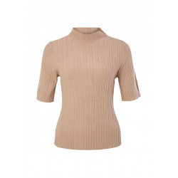 Soft knitted shirt with wool by s.Oliver Black Label