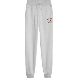 Sweatpants with flower logo by Tommy Hilfiger