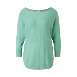 Soft sweater with 3/4 sleeves by Q/S designed by