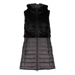 Quilted body warmer by Betty Barclay