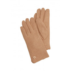 Woolen gloves with teddy lining by s.Oliver Red Label