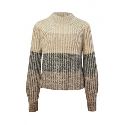 Knitted sweater with glitter yarn by s.Oliver Black Label