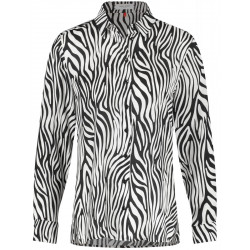 Zebra print blouse by Gerry Weber Casual