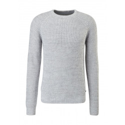 Mottled knitted sweater by Q/S designed by