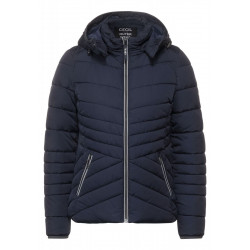 Outdoor jacket with zipper by Cecil