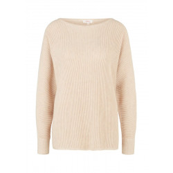Rib knit sweater by s.Oliver Red Label