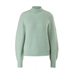 Sweater with high neck by Q/S designed by