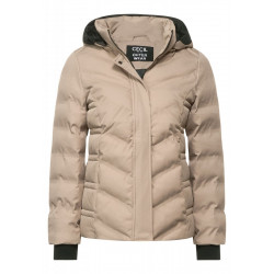 Outdoor Jacke mit Kapuze by Cecil