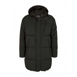 Quilted coat with recycled polyester by Tom Tailor Denim