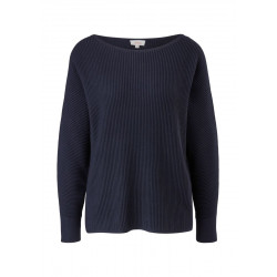 Sweater with batwing sleeves by s.Oliver Red Label
