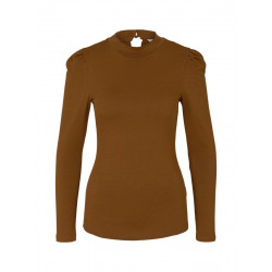 Longsleeve with puff sleeve by Tom Tailor Denim