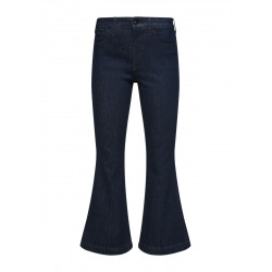 Slim: flared leg jeans by Q/S designed by