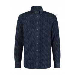 Shirt with paisley print by State of Art