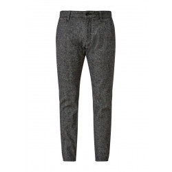 Chino with straight-leg by s.Oliver Red Label