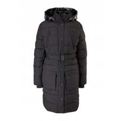 Quilted coat with hood by s.Oliver Red Label