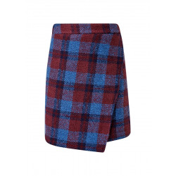 Bouclé checked skirt by s.Oliver Red Label