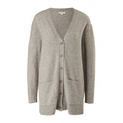 Cardigan made from a wool blend by s.Oliver Red Label
