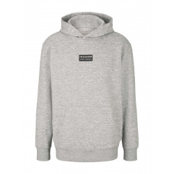 Hoodie sustainable cotton by Tom Tailor Denim