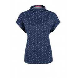 Shirt mit Allover-Print by s.Oliver Red Label