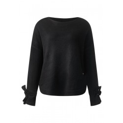Pullover manches trompette by Street One