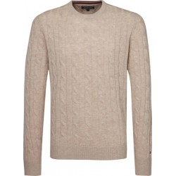 Pullover aus Wolle by Tommy Hilfiger