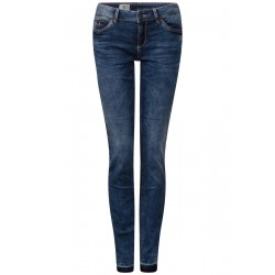 Casual Fit Washed Denim Jane by Street One