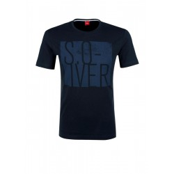 T-Shirt mit Print by s.Oliver Red Label