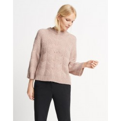 Pullover Tascha mit Zopfmuster by someday