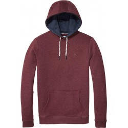 Fleece-Sweatshirt mit Kapuze by Hilfiger Denim