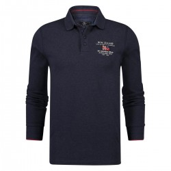 Poloshirt Rugby by New Zealand Auckland