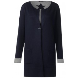 Langer Doubleface Cardigan by Street One