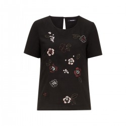 Blouse ornée d'une broderie by More & More