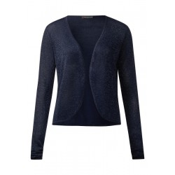 Offener Glitzer Cardigan by Street One