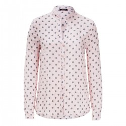 Blouse à motif allover by More & More