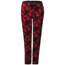 Blütenprint Joggpants Fay by Street One