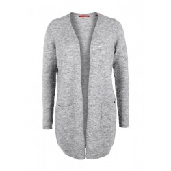Glitzer-Cardigan mit Alpakawolle by s.Oliver Red Label