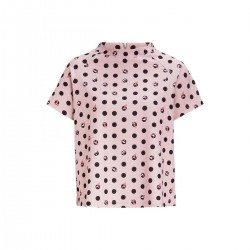Shirt mit Punkteprint by More & More