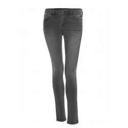 Stretchjeans Elma coal by Opus