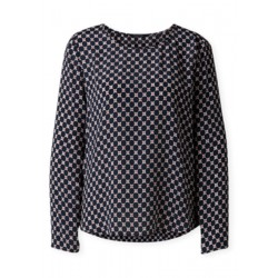 Blouse en cupro et viscose by Marc O'Polo