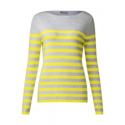 Pull-over en fine maille by Street One
